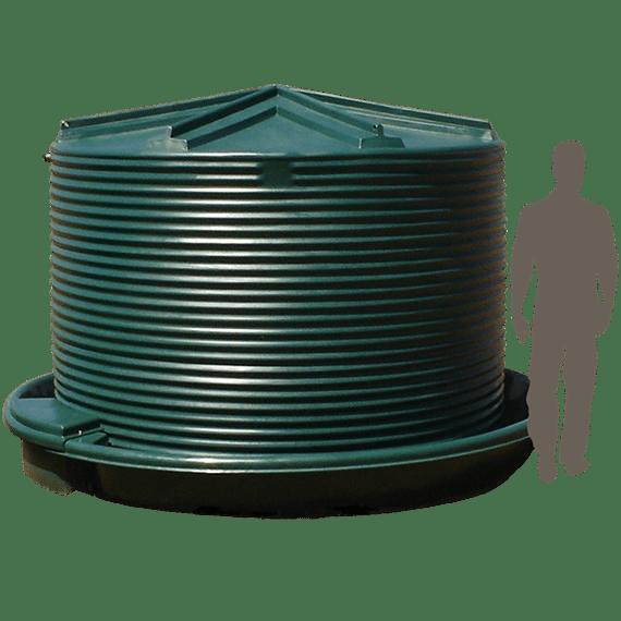CS10000_10,000-Litre-(2,200-Gallon)-Poly-Cup-&-Saucer-Tank_sil