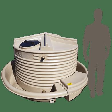 CS3000_3,000-Litre-(700-Gallon)-Poly-Cup-&-Saucer-Tank_sil