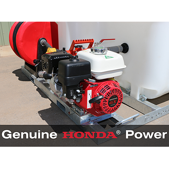 Genuine Honda Engine