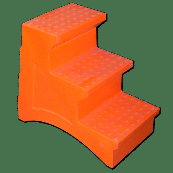 Poly Handy Step Orange