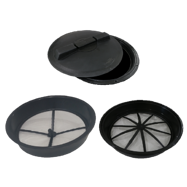 Spray Tank Lids & Strainer Baskets