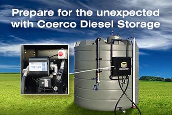 Diesel Storage Promo