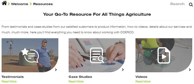 Coerco Agriculture Resources Platform-1