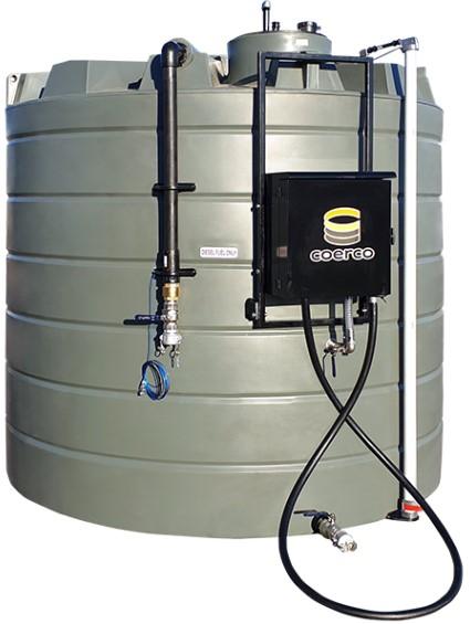 Coerco Diesel Storage Tank-1