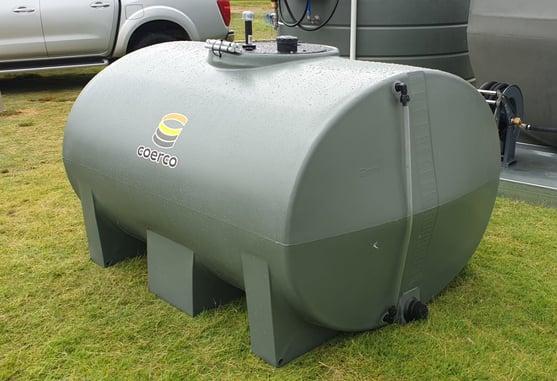 Coerco Free Standing Diesel Transport Tank
