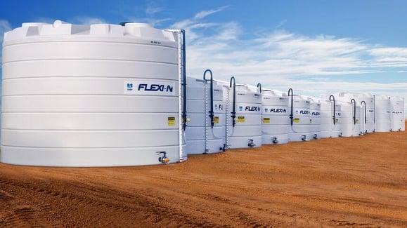 Coerco Liquid Fertiliser Tanks