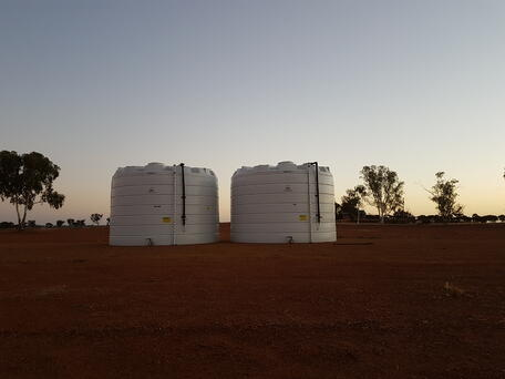Coerco Liquid fertiliser storage tanks-1