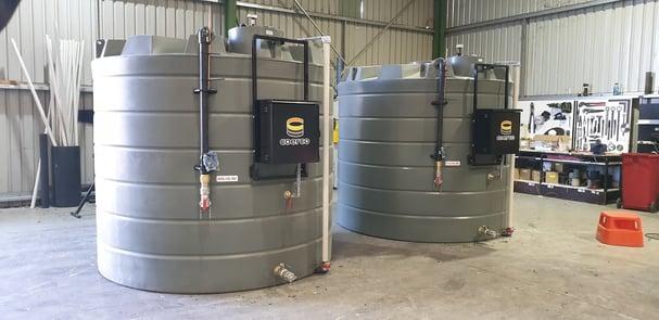 Coerco Poly Diesel Storage Tanks