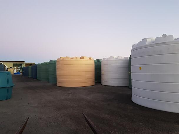Coerco premium flat walled water tanks