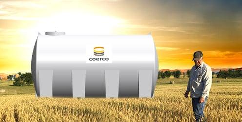 Coerco's brand new 17,000 litre liquid transport tank-1