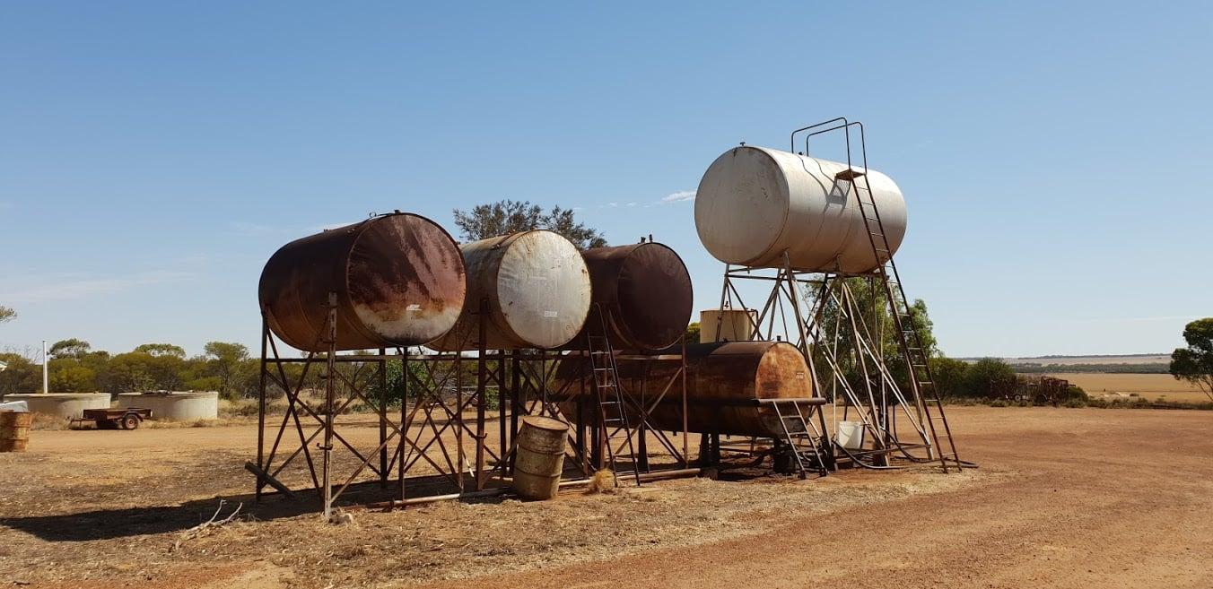 Steel Tank Images