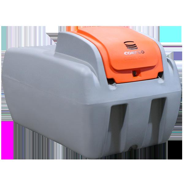 1_DMP1000_1000 Litre Self Contained Diesel Unit