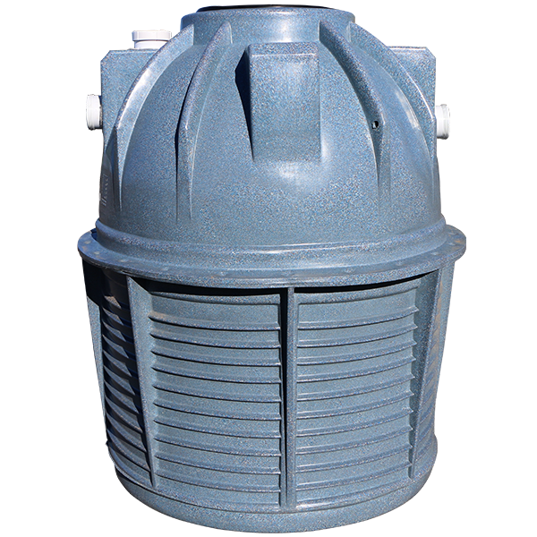 SEP-1450_1450 litre Poly Septic Tank_