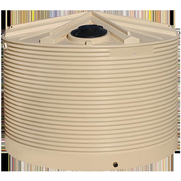 RT13500_13500ltr poly rainwater tank