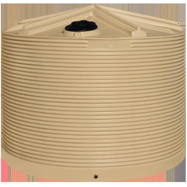 RT22500_22500ltr poly rainwater tank