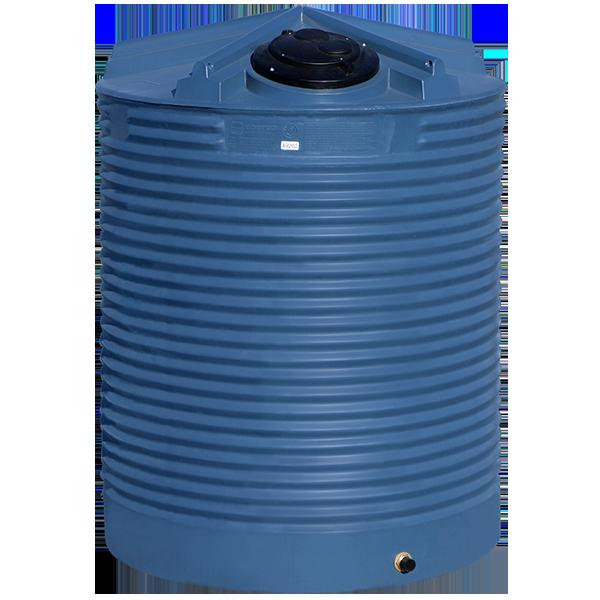 RT3500_3500ltr poly rainwater tank