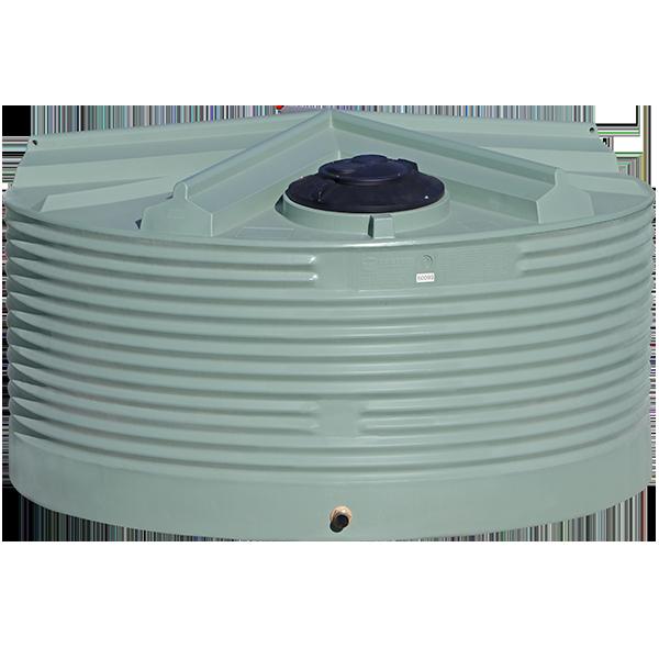 RT4500_4500ltr poly rainwater squat tank