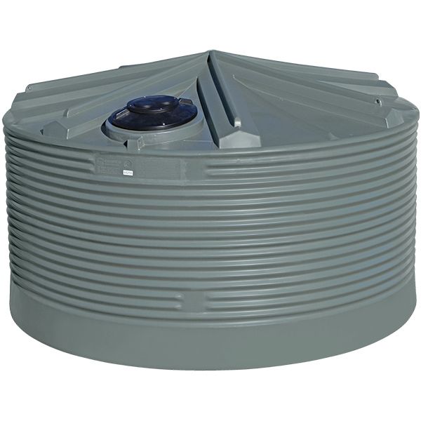 RT9000S_9000ltr poly rainwater squat tank