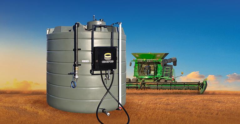 Protecting on-farm diesel performance