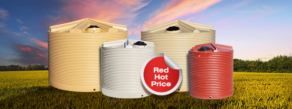 Field Day Water Tank Special