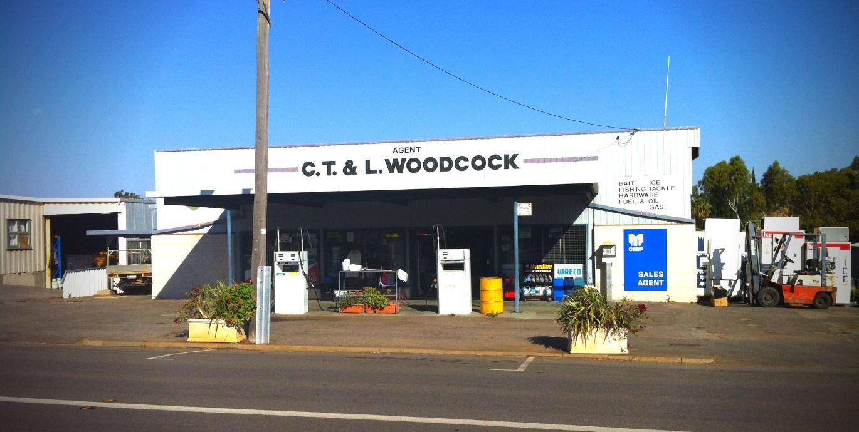C T & L Woodcock rural  store