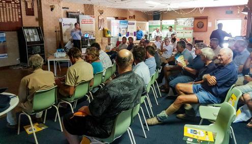 Coerco Livestock Sheep Production Event