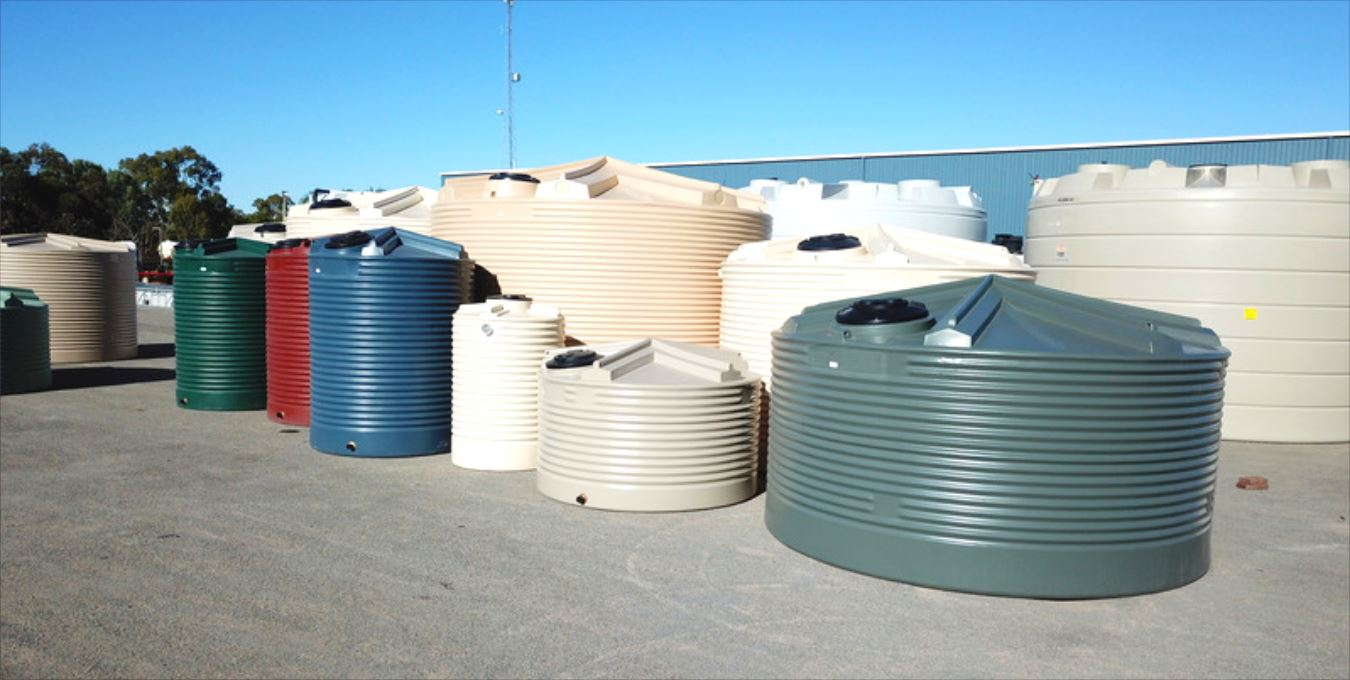 Coerco Quality Water Tanks of Different Sizes-1
