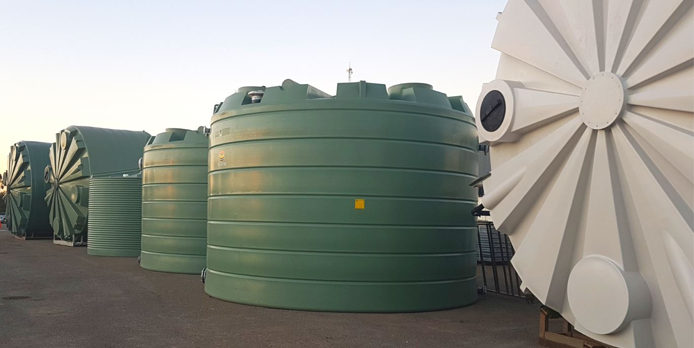 Coerco Rainwater Tanks