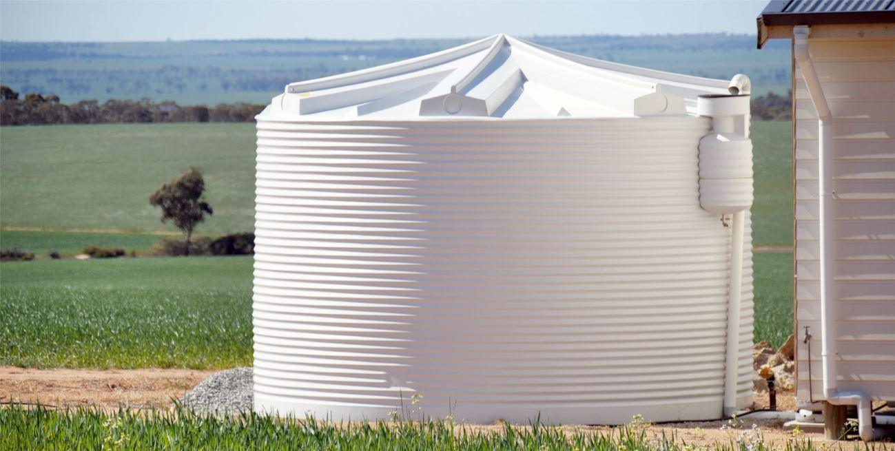Coerco rainwater tank ready for rainwater harvesting-1