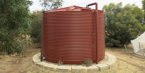 What is a Wet Rainwater Harvesting System