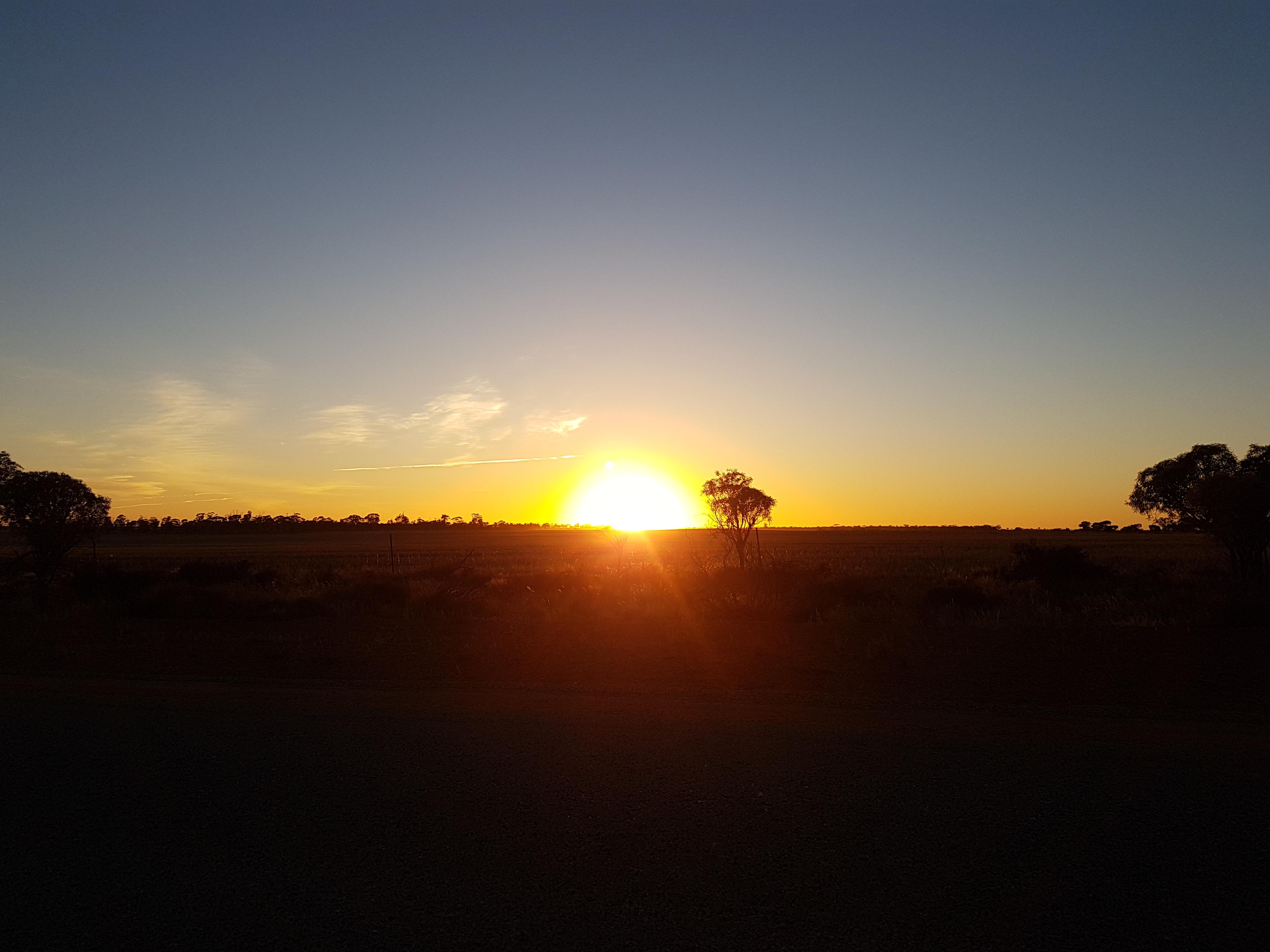 a new dawn awaits