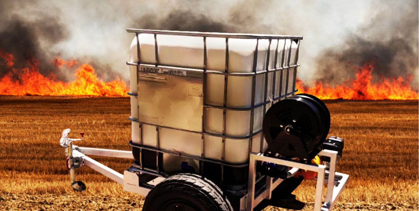 Ready-Made Fire Fighting Units VS. DIY Fire Fighting Units