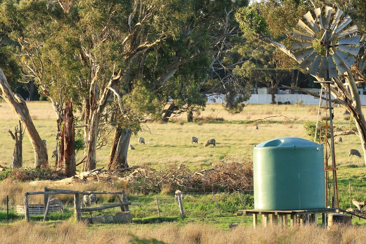 water tank au